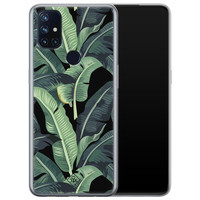 Casimoda OnePlus Nord N10 5G siliconen hoesje - Bali vibe