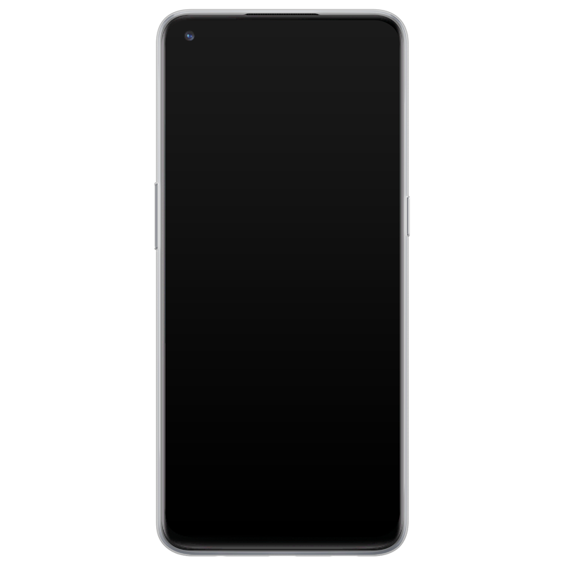 Casimoda OnePlus Nord N10 5G siliconen hoesje - Marmer blauw goud