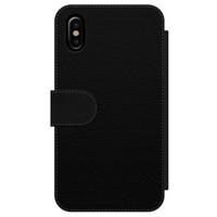 Casimoda iPhone X/XS flipcase - Pink dots