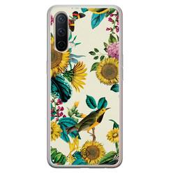 Casimoda OnePlus Nord CE 5G siliconen hoesje - Sunflowers