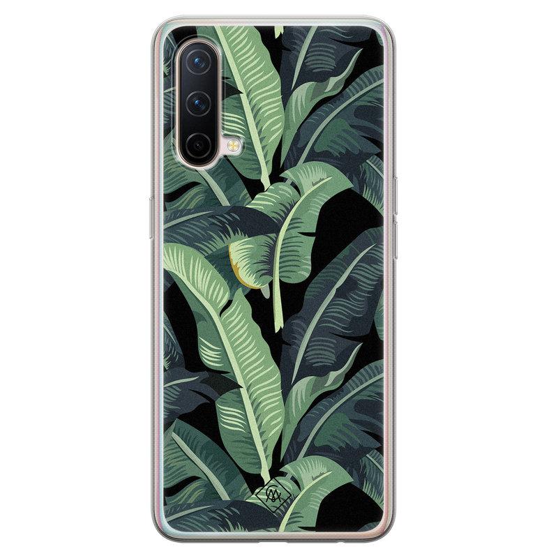 Casimoda OnePlus Nord CE 5G siliconen hoesje - Bali vibe