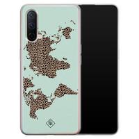Casimoda OnePlus Nord CE 5G siliconen hoesje - Wild world