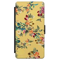 Casimoda Samsung Galaxy S21 flipcase - Florals for days
