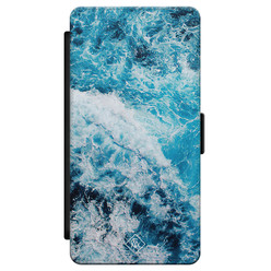Casimoda Samsung Galaxy S21 flipcase - Oceaan