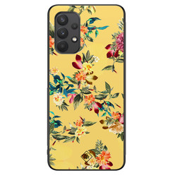 Casimoda Samsung Galaxy A32 4G hoesje - Florals for days
