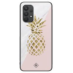 Casimoda Samsung Galaxy A32 4G hoesje - Ananas