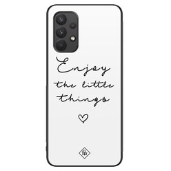 Casimoda Samsung Galaxy A32 4G hoesje - Enjoy life