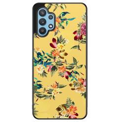Casimoda Samsung Galaxy A32 5G hoesje - Florals for days