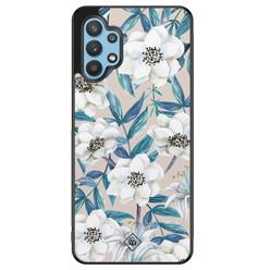 Casimoda Samsung Galaxy A32 5G hoesje - Touch of flowers