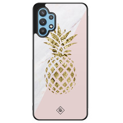 Casimoda Samsung Galaxy A32 5G hoesje - Ananas