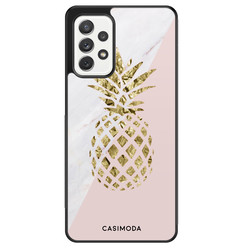 Casimoda Samsung Galaxy a52s hoesje - Ananas