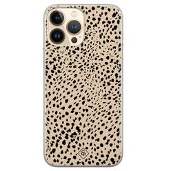 Casimoda iPhone 13 Pro Max siliconen hoesje - Spot on