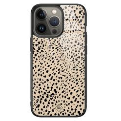 Casimoda iPhone 13 Pro glazen hardcase - Spot on