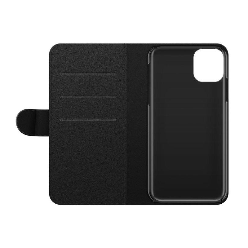 Casimoda iPhone 11 flipcase - Touch of mint