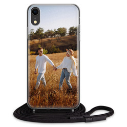 Casimoda iPhone XR - Hoesje met koord ontwerpen