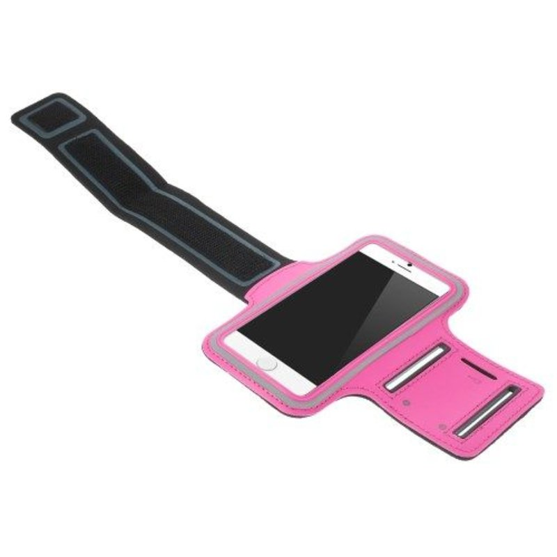 iPhone 6s/7/8 - Sportarmband roze