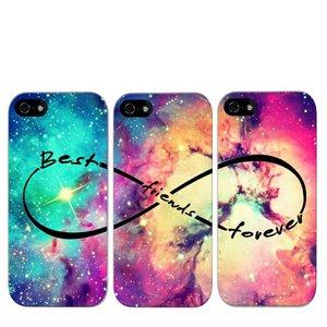 Casimoda Best friends galaxy infinity (3-delig)
