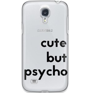 Samsung Galaxy S4 hoesje - Cute but psycho