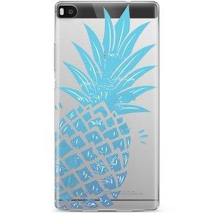 Casimoda Huawei P8 hoesje - Ananas