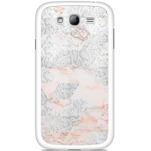 Samsung Galaxy Grand (Neo) hoesje - Snake art
