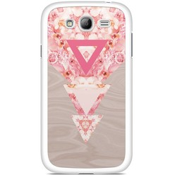 Samsung Galaxy Grand (Neo) hoesje - Floral wood
