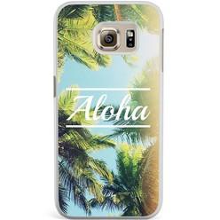 Samsung Galaxy S6 Edge hoesje - Aloha paradise