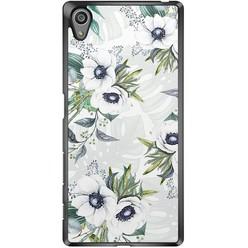 Sony Xperia Z5 hoesje - Floral art