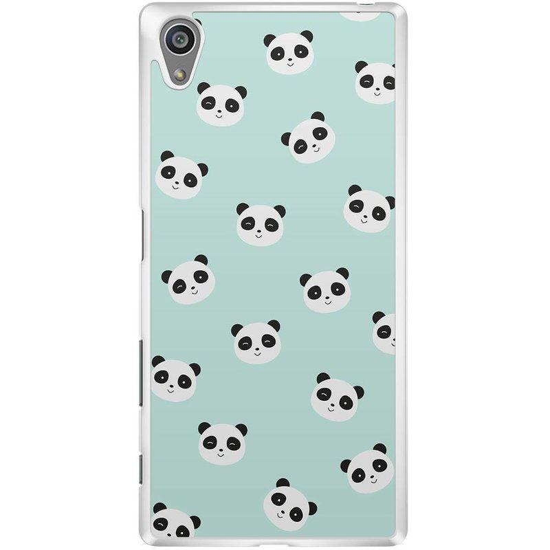 Sony Xperia Z5 hoesje - Panda's