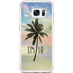 Samsung Galaxy S7 Edge hoesje - Palm smile