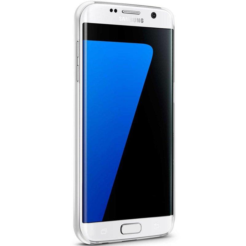 Samsung Galaxy S7 Edge hoesje - Wake up and make up