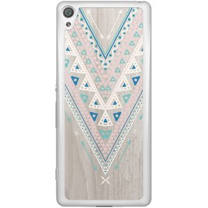 Casimoda Sony Xperia XA hoesje - Arrow wood
