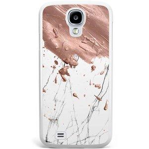 Samsung Galaxy S4 hoesje - Marble splash