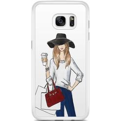 Samsung Galaxy S7 Edge hoesje - Fashionista