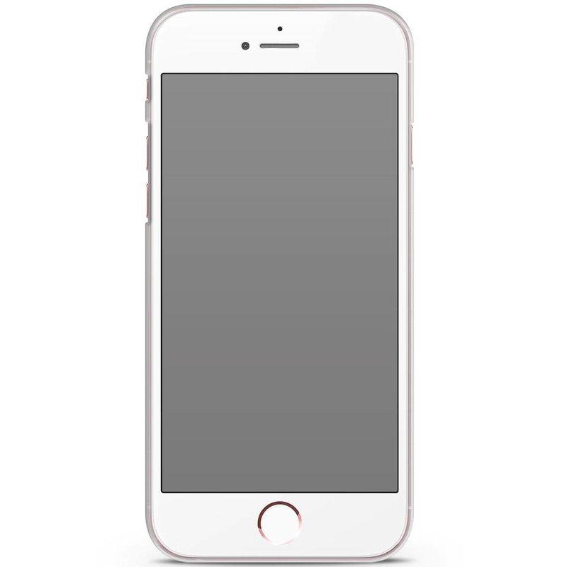 iPhone 6/6s siliconen hoesje - Flowerbomb