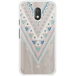 Motorola Moto G4 Play hoesje - Arrow wood