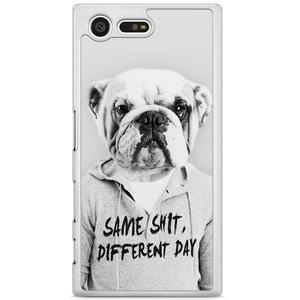 Sony Xperia X Compact hoesje - Bulldog
