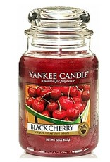 Yanke Candle Black Cherry Large Jar