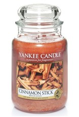 Yanke Candle Cinnamon Stick Large Jar