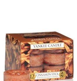 Yankee Candle Cinnamon Stick Theelichten