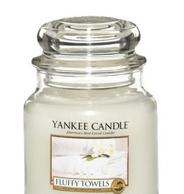 Yankee Candle Fluffy Towels Medium Jar