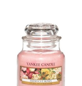 Yankee Candle Fresh Cut Roses Small Jar