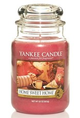 Yanke Candle Home Sweet Home Large Jar