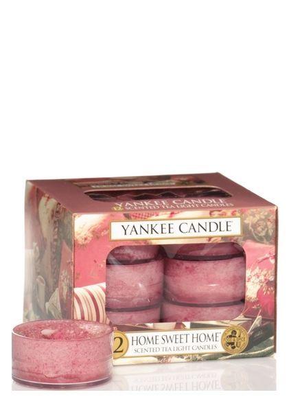 Yankee Candle Home Sweet Home Theelichten