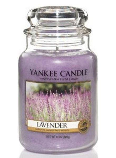 Yanke Candle Lavender Large Jar