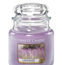 Yankee Candle Lavender Medium Jar