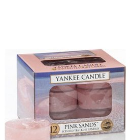 Yankee Candle Pink Sands Theelichten