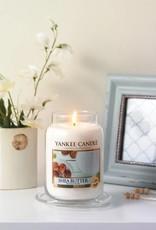 Yanke Candle Shea Butter Large Jar