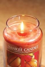 Yanke Candle Spiced Orange Large Jar