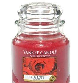 Yankee Candle True Rose Medium Jar