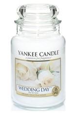 Yanke Candle Wedding Day Large Jar